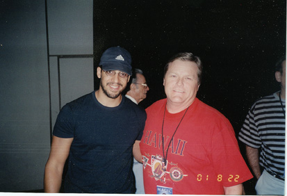 Max and David Blaine